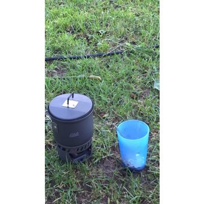 Bilde 3 fra Volker  for Esbit - Trockenbrennstoff-Kochset - Tørrbrenselbrenner