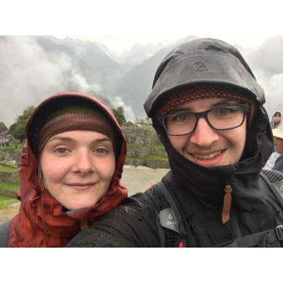 Bilde 3 fra Matthias for Fjällräven - Keb Eco-Shell Jacket - Regnjakke