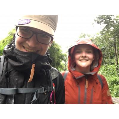 Bilde 2 fra Matthias for Fjällräven - Keb Eco-Shell Jacket - Regnjakke