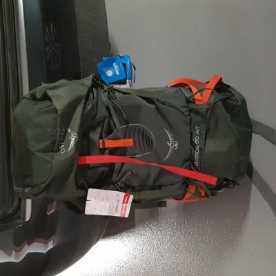 Bilde 2 fra alex for Osprey - Atmos AG 50 - Tursekk