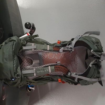 Bilde 1 fra alex for Osprey - Atmos AG 50 - Tursekk