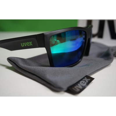 Bilde 2 fra Ole for Uvex - LGL 29 Mirror Green S3 - Solbrille