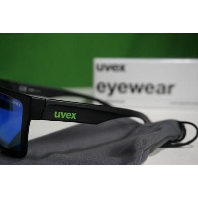Bilde 3 fra Ole for Uvex - LGL 29 Mirror Green S3 - Solbrille