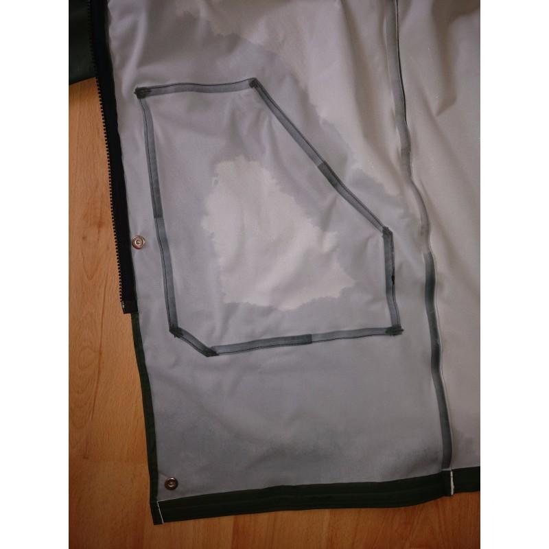 Bilde 3 fra Benjamin for 66 North - Laugavegur Rain Jacket - Lang jakke