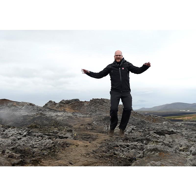 Bilde 1 fra Anja for 66 North - Vatnajökull Softshell Pants - Softshellbukser
