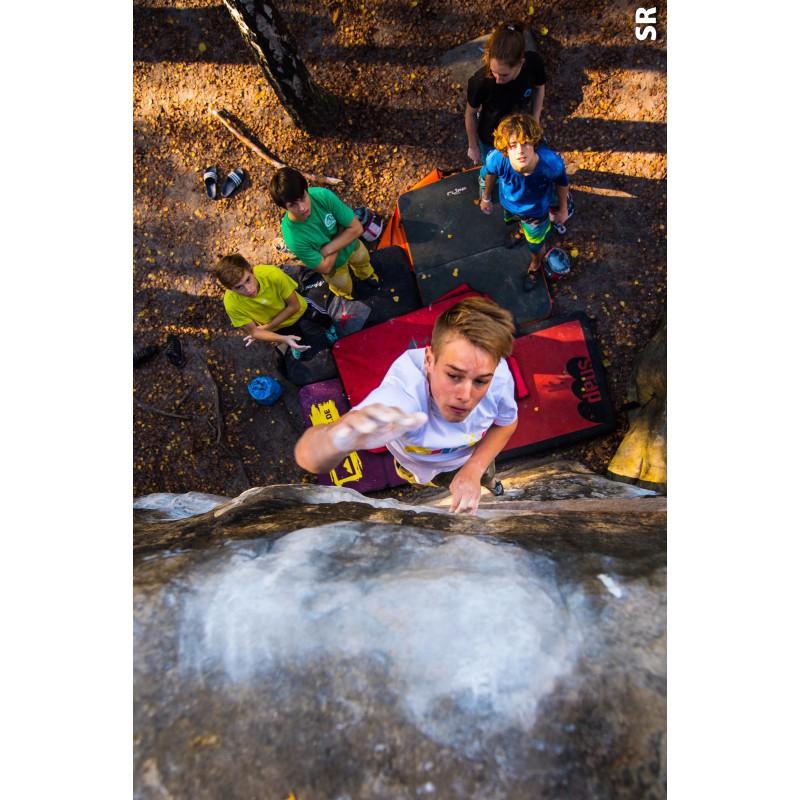 Bilde 1 fra Alan for Bart von Raaij - Boulderführer - Buldreguider