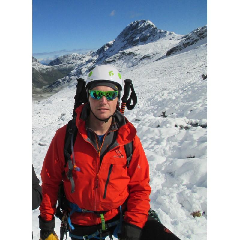Bilde 1 fra Florian for Arc'teryx - Alpha FL Jacket - Regnjakke