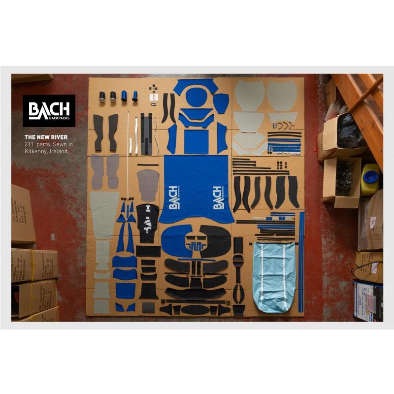 Bilde 1 fra BACH Backpacks for Bach - New River 2 60-100l - Fjellsekk