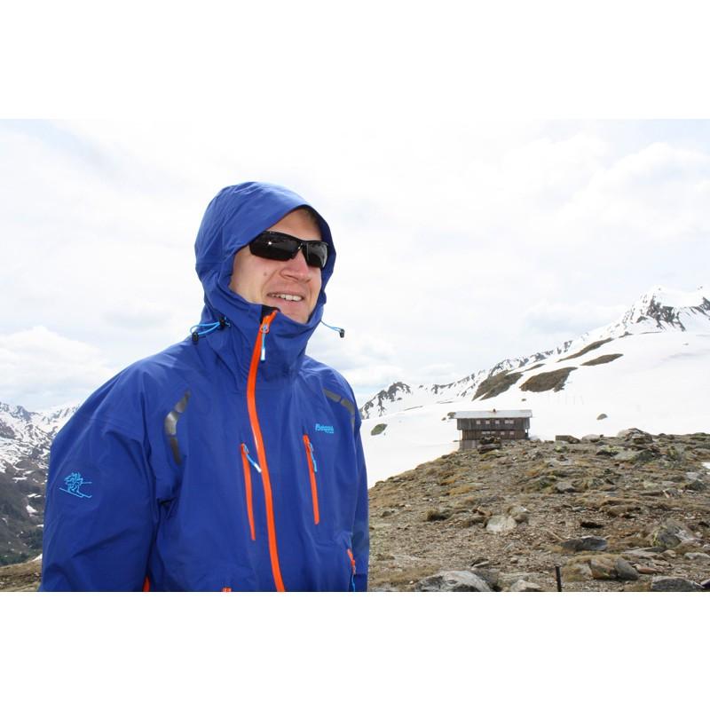 Bilde 1 fra Robert for Bergans - Glittertind Jacket - Regnjakke