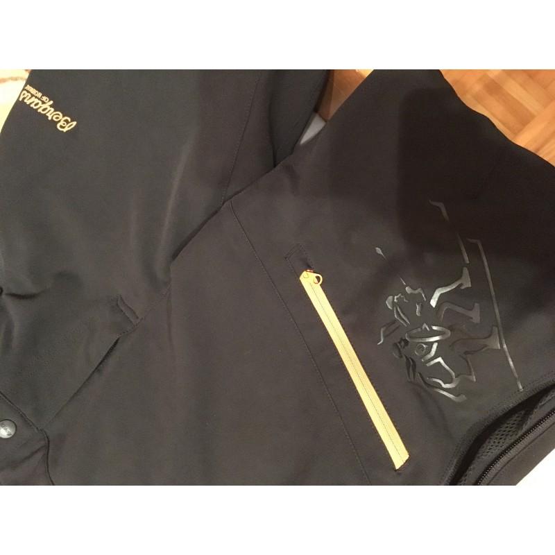 Bilde 1 fra Claudia for Bergans - Osatind Lady Pants - Softshellbukser