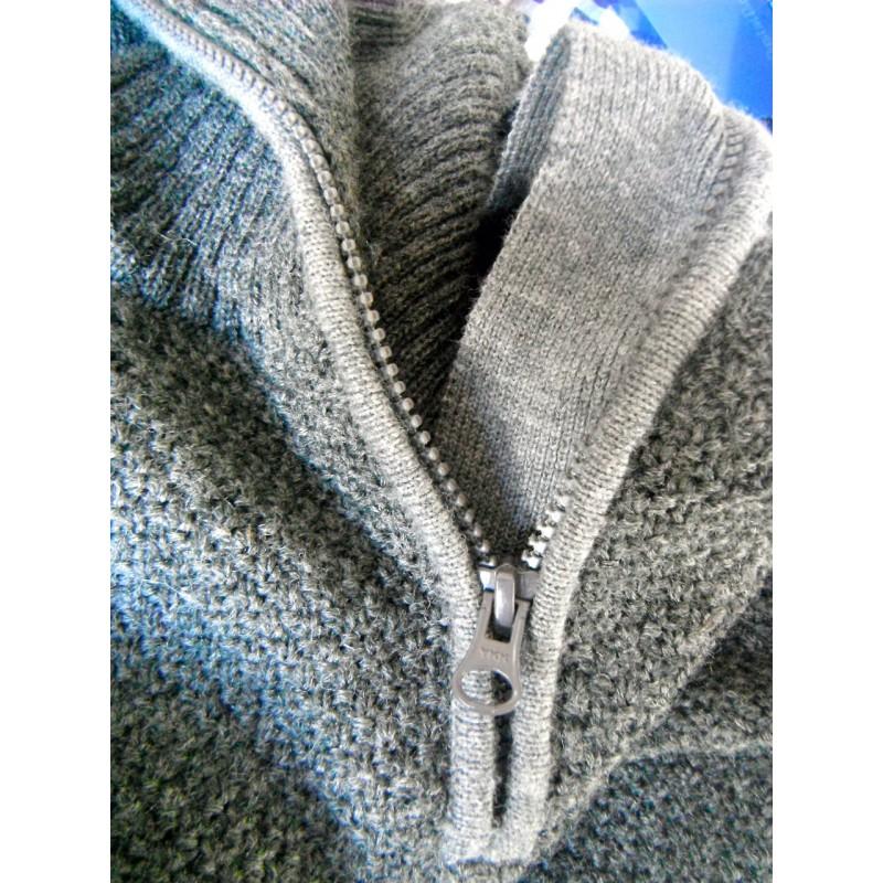Bergans ulriken jumper test uimapuvut ja alusvaatteet for Sheeps wool insulation cost comparison