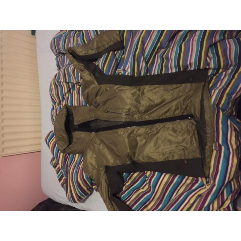 Bilde 1 fra Jai for Black Diamond - Access Hybrid Hoody - Syntetisk jakke