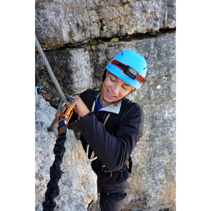 Bilde 1 fra Oliver for Black Diamond - Easy Rider - Via Ferrata sett
