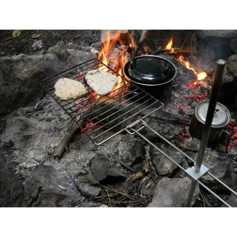 Bilde 1 fra Daniel for Brändi - Grill - Tørrbrenselbrenner