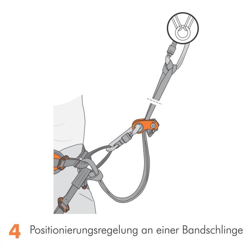 Bilde 4 fra Maximilian for Climbing Technology - Rollnlock - Trinser