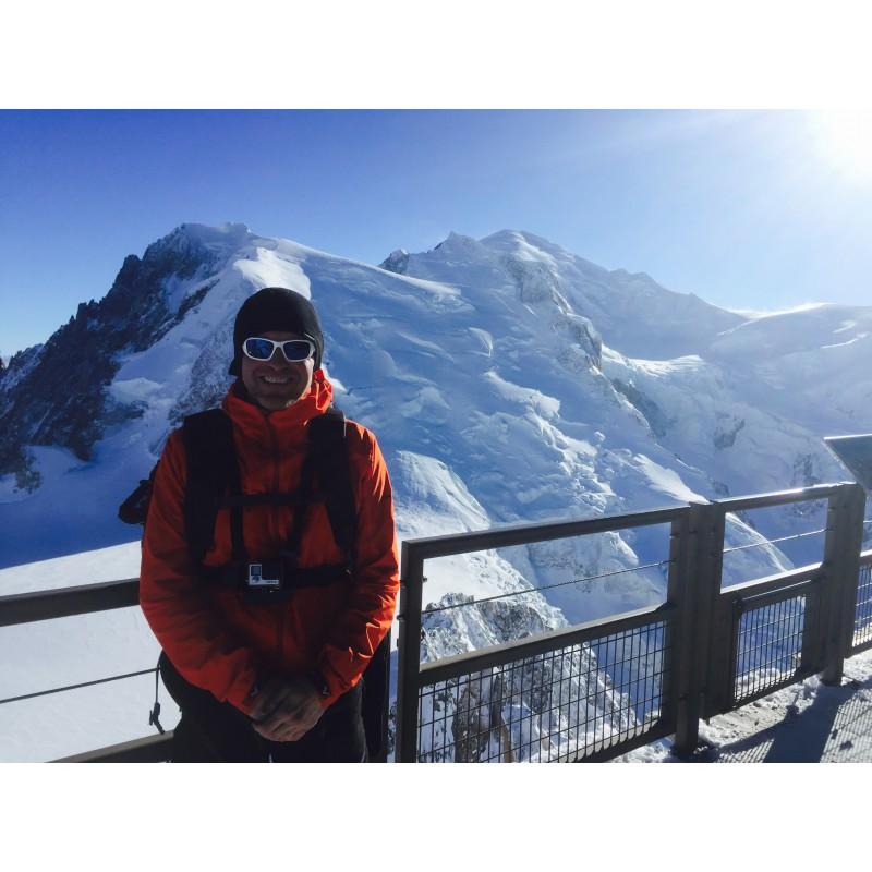 Bilde 1 fra Christian for Dynafit - Mercury DST Jacket - Softskjelljakke