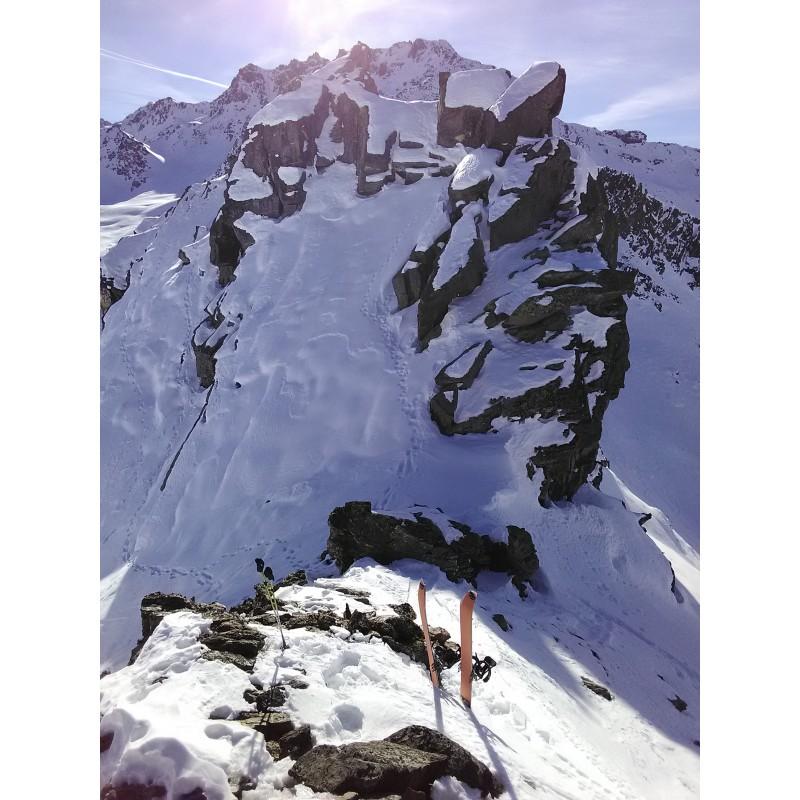 Bilde 1 fra eric for Edelrid - Sturdy Glove - Hansker
