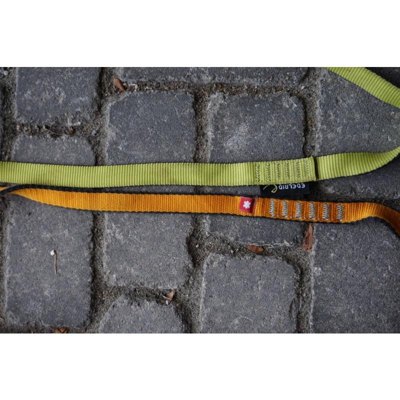 Bilde 1 fra Benjamin for Edelrid - Tubular Sling 16 mm - Rundslynge