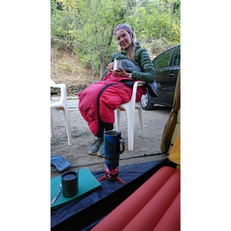 Bilde 1 fra Myriam for Eider - Women's Twin Peaks Hoodie - Dunjakke