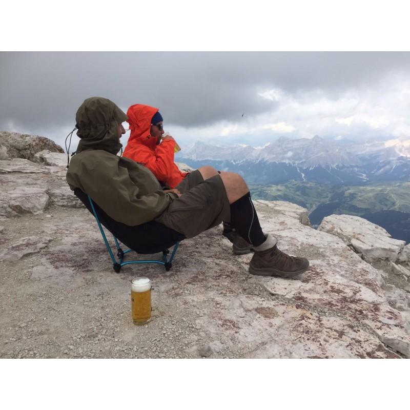 Bilde 1 fra Steffen for Helinox - Ground Chair - Campingstol