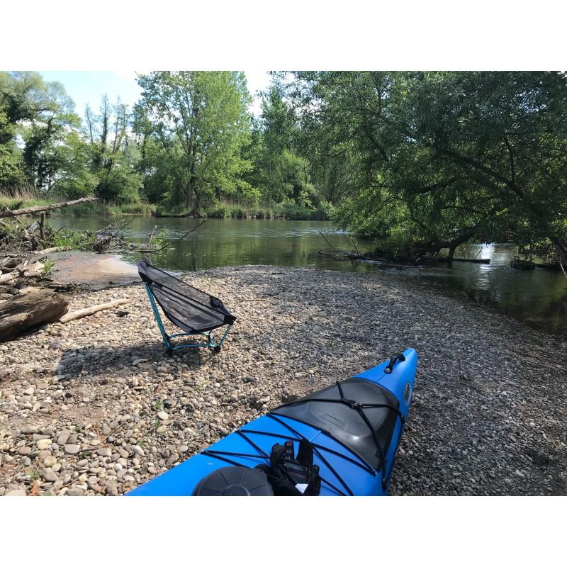 Bilde 1 fra Jan for Helinox - Ground Chair - Campingstol