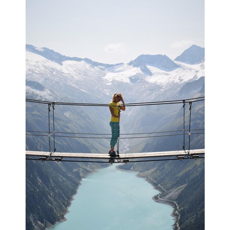 Bilde 1 fra Aleksandra for La Sportiva - Women's Solo Leggings - Klatrebukse