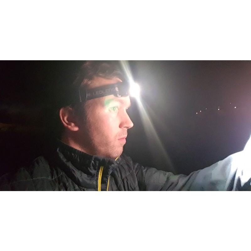 Bilde 1 fra Dennis for Ledlenser - MH10 Head Lamp Box - Hodelykt