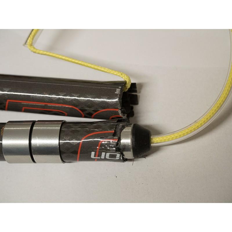 Bilde 1 fra Wolfgang for Leki - Micro Stick Carbon - Vandrestaver