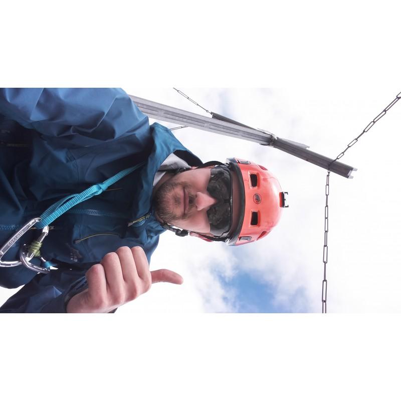 Bilde 1 fra Christopher for Mountain Equipment - Ogre Jacket - Regnjakke