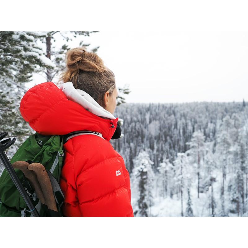 Bilde 1 fra Kathrin for Mountain Equipment - Women's Sigma Jacket - Dunjakke