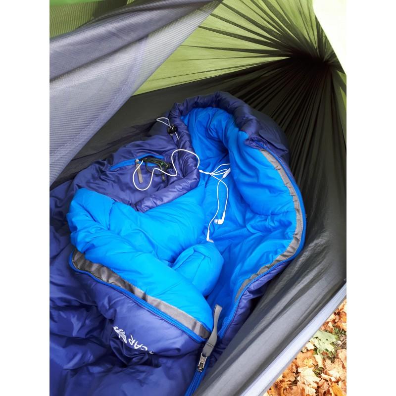 Bilde 1 fra Irmgard for Mountain Hardwear - Lamina Z Torch Sleeping Bag - Syntetisk sovepose