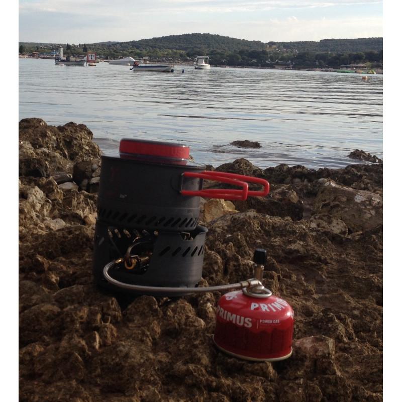 Bilde 1 fra Malte Sebastian for MSR - IsoPro Canister Europe