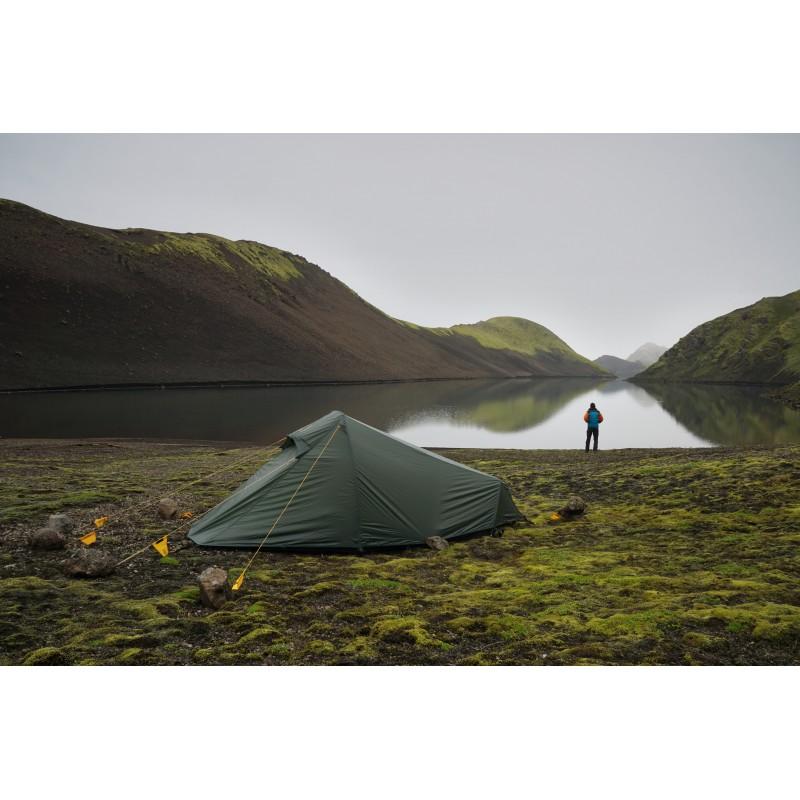 Bilde 1 fra Andreas for Nordisk - Svalbard 1 SI - 1-mannstelt