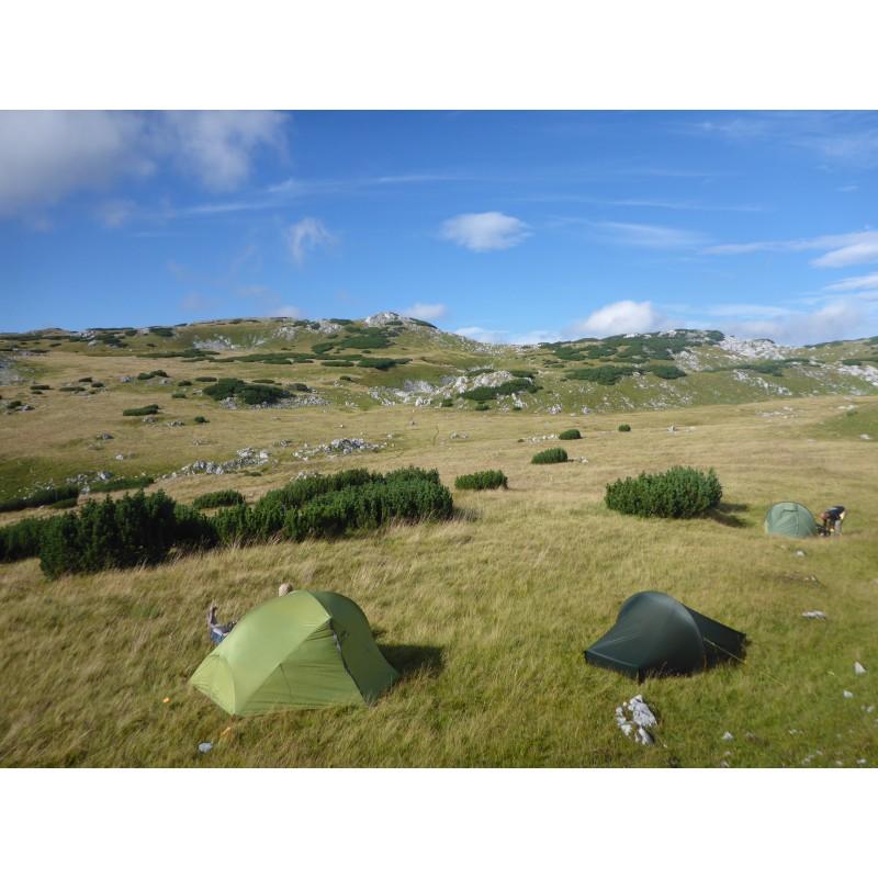 Bilde 3 fra Thomas for Nordisk - Telemark 1 LW - 1-mannstelt