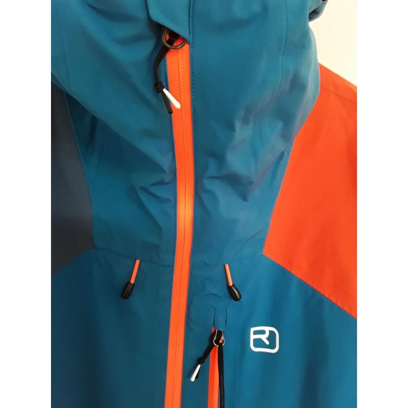 Bilde 1 fra Benjamin for Ortovox - 3L Ortler Jacket - Regnjakke