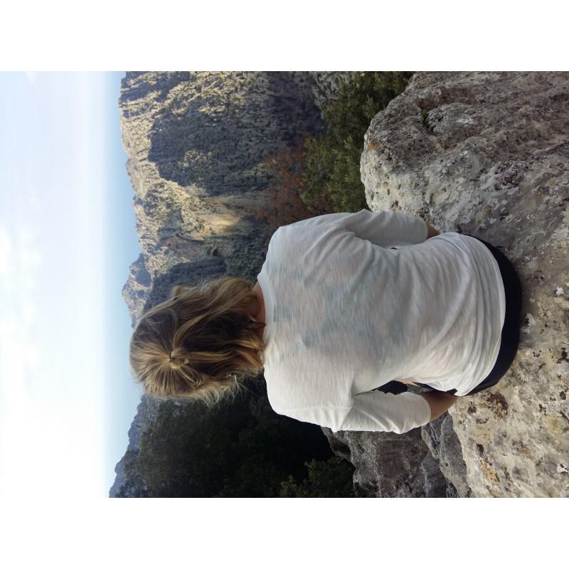 Bilde 1 fra Felicitas for Patagonia - Women's Mainstay 3/4 Sleeved Top - Longsleeve