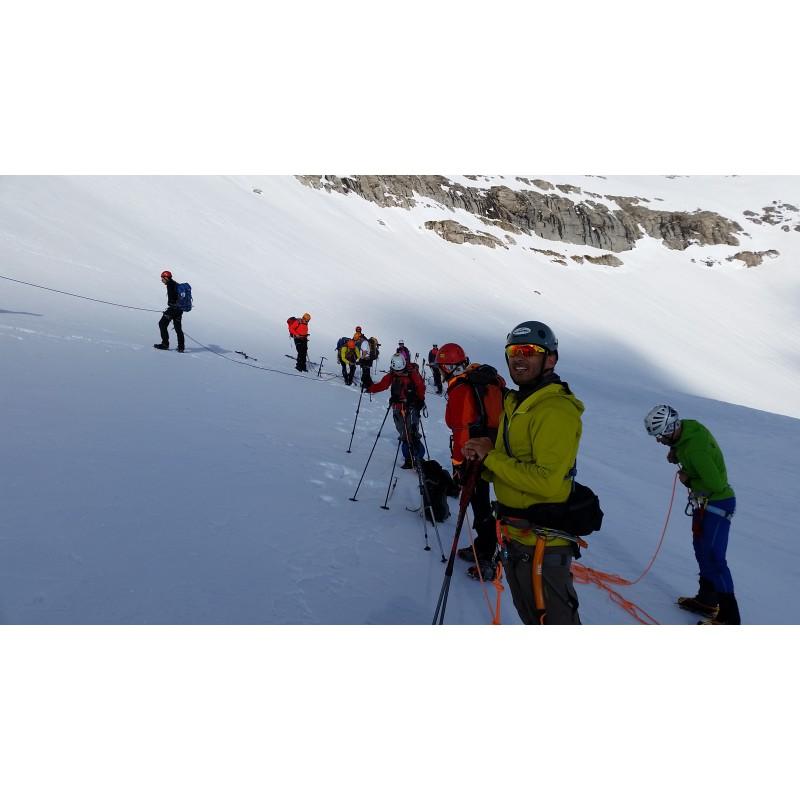 Bilde 1 fra GEORGIOS for R'adys - R4 Alpine Softshell Pants - Turbukse