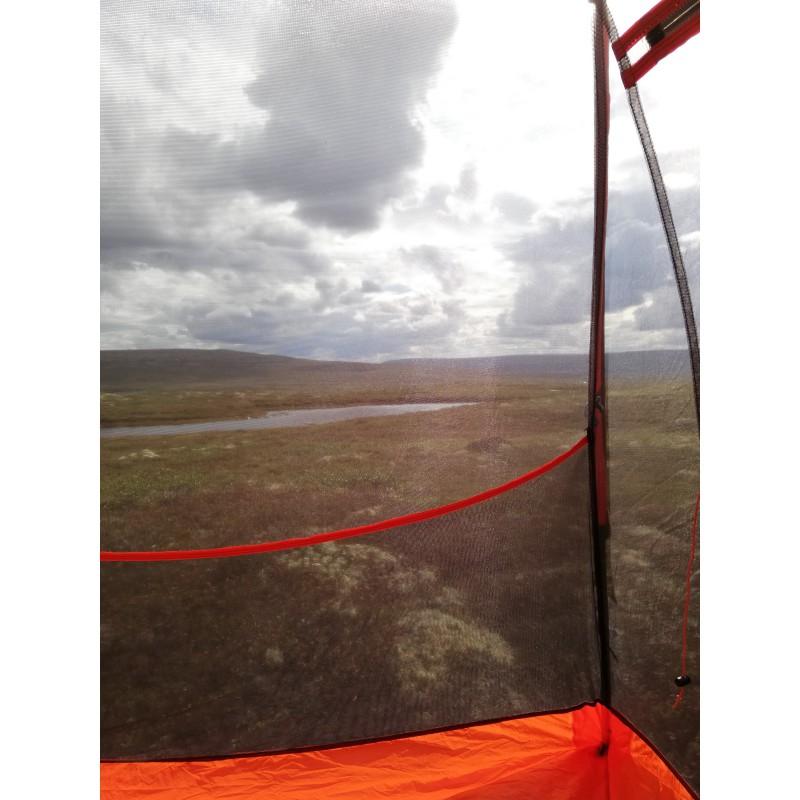Bilde 2 fra Anne for Slingfin - CrossBow 2 Mesh - 2-mannstelt