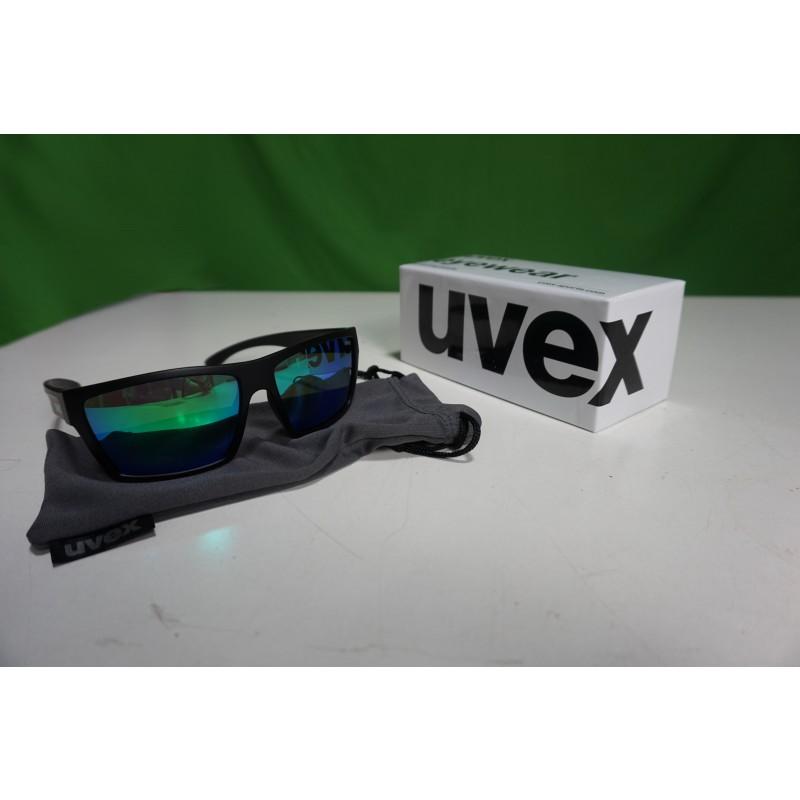 Bilde 1 fra Ole for Uvex - LGL 29 Mirror Green S3 - Solbrille
